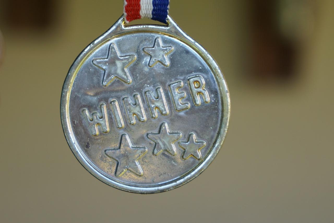 winners billede